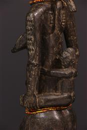 Statues africainesCouple Baoulé