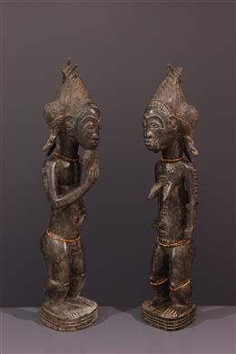 Couple Baoulé