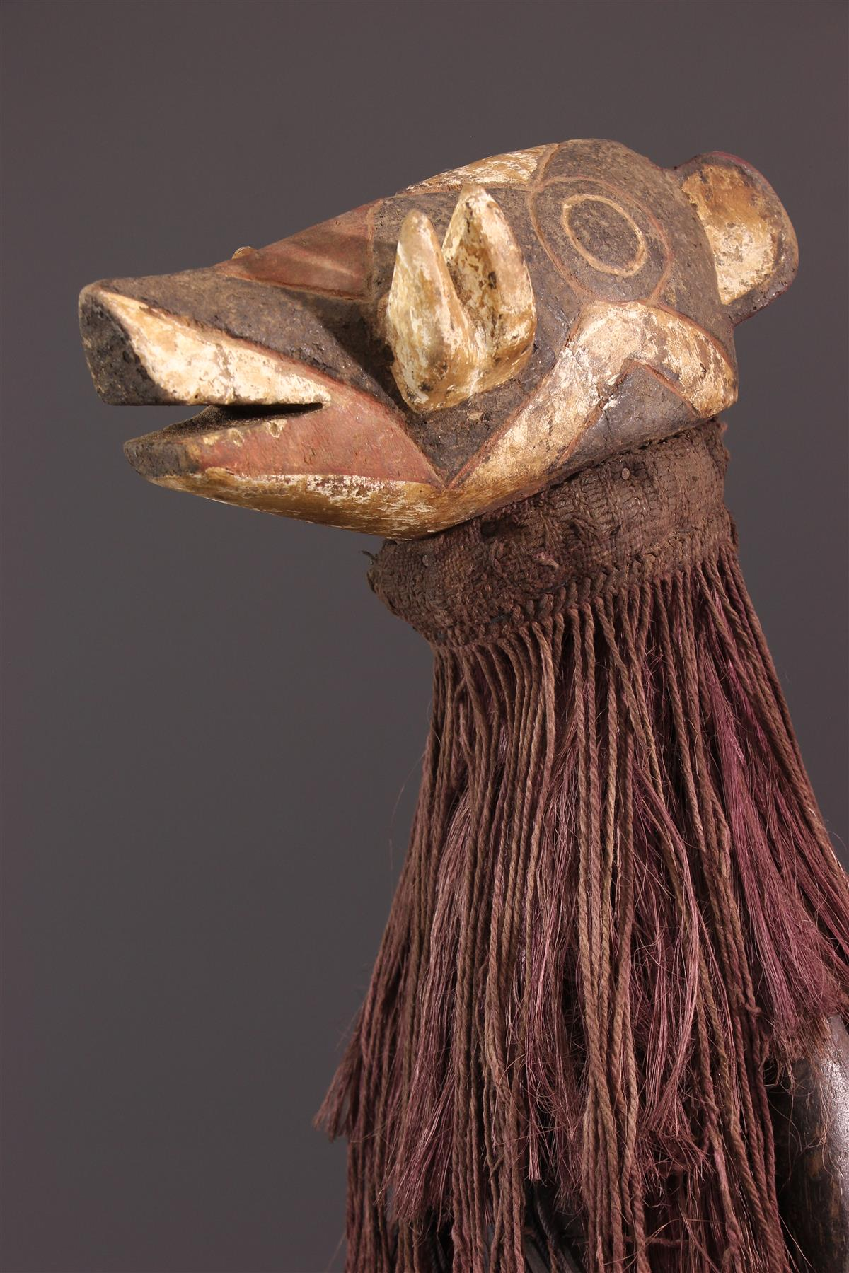 Fétiche Gurunsi - Art africain