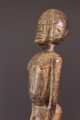 Statue d ancêtre Lobi