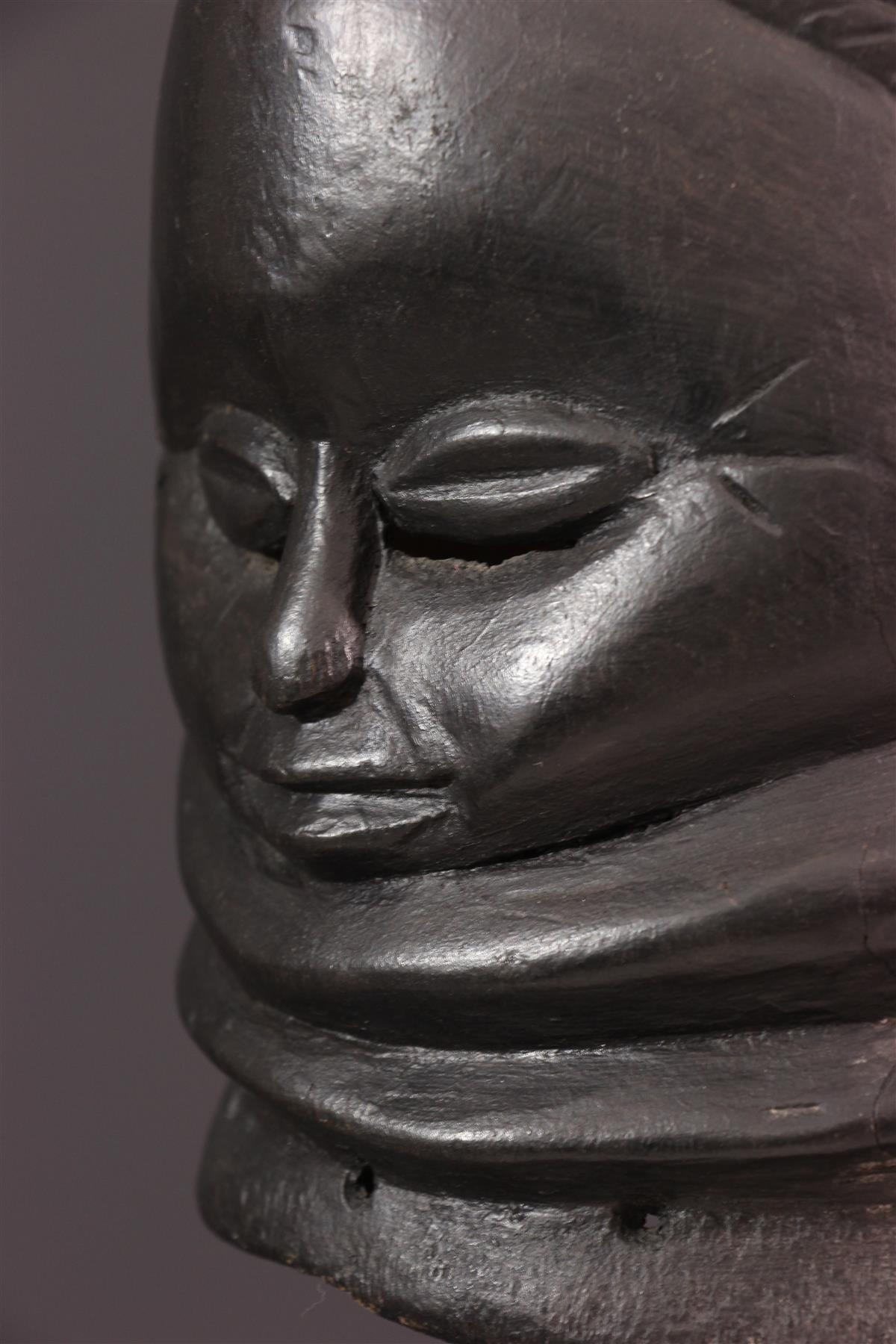 Masque Mendé - Art africain