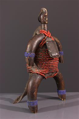 Poupée de fertilité Namji, Dowayo