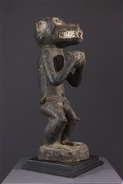 Statues africainesStatue Baoulé singe