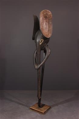 Art africain - Masque Babanki