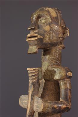 Statue Fang