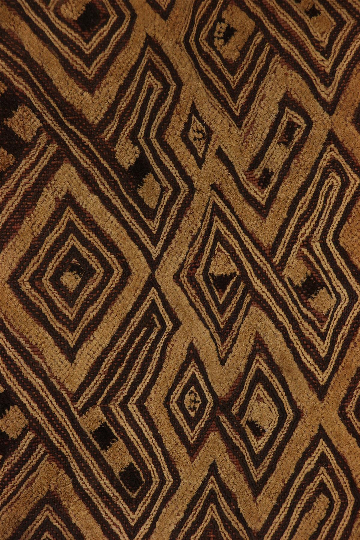 Velours Kasaï - art africain