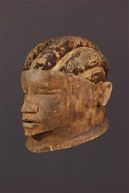Masque casque Makonde Lipoko