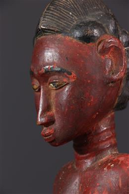 Statue Baoulé Blolo bia