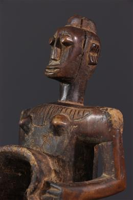 Coupe figurative Gbene, Koro