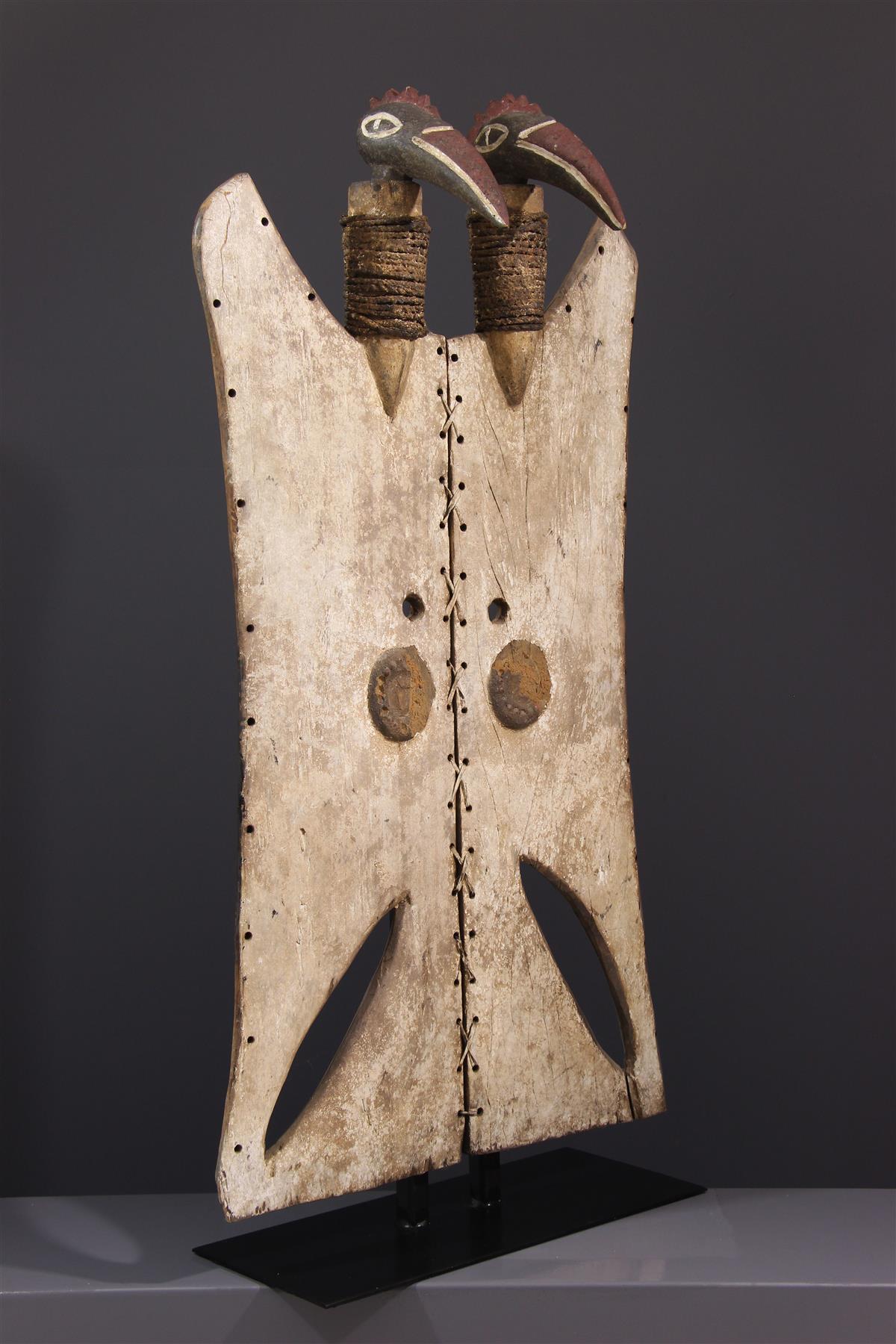 masque Toussian - Art africain