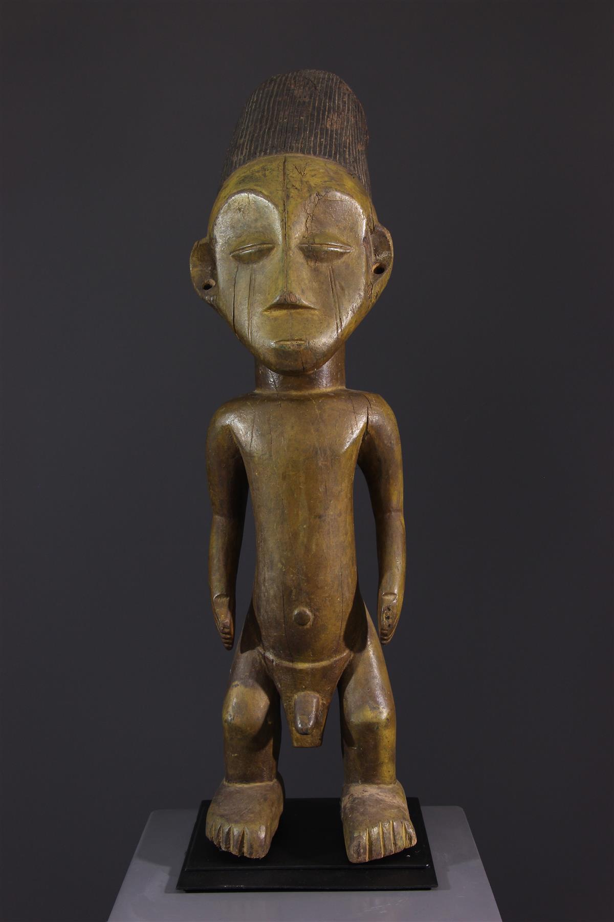 Statue Mangetu - Art africain