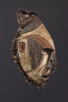 Masque facial Igbo Agbogo Mmwo
