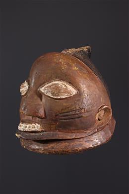 Masque-heaume Gelede Anago-Yoruba