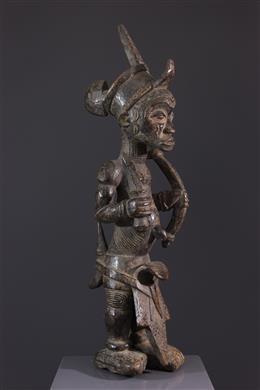 Figure d ancêtre Lulua