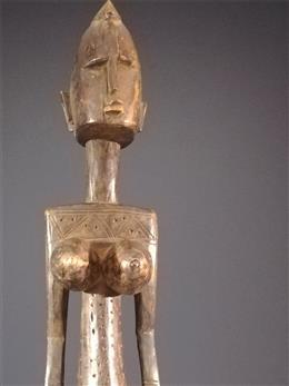Statue féminine Dyonyeni Bambara