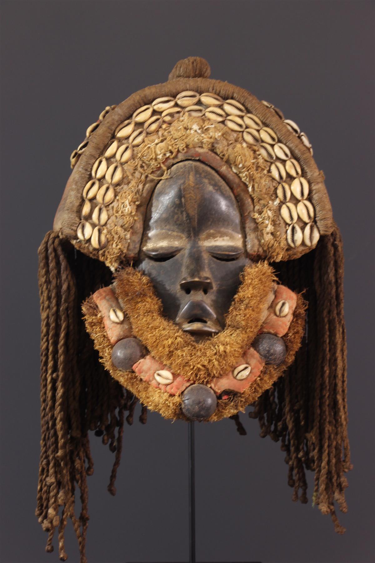 Masque Dan - Art africain