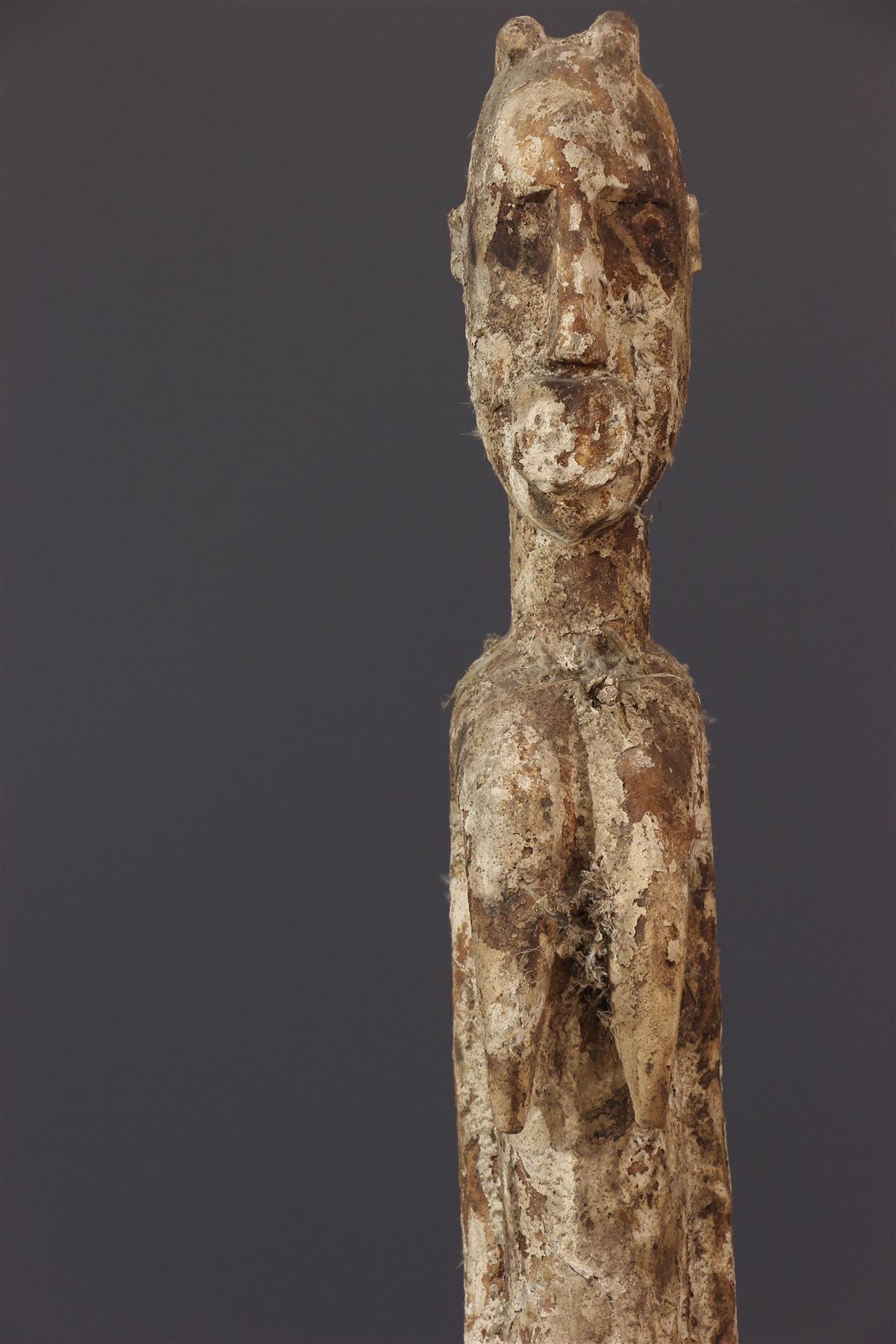 Poteau Mossi - art africain