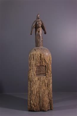 Masque d épaules Mumuye Sukuru