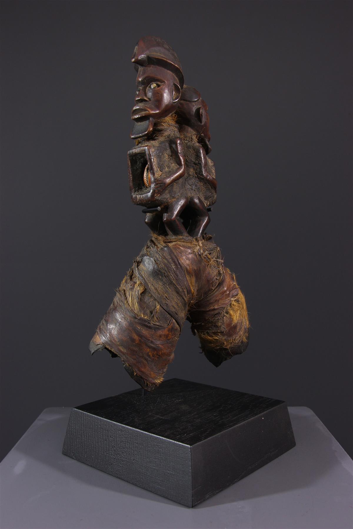 Statue Téké - Art africain