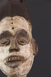 Masque africainCimier Idoma