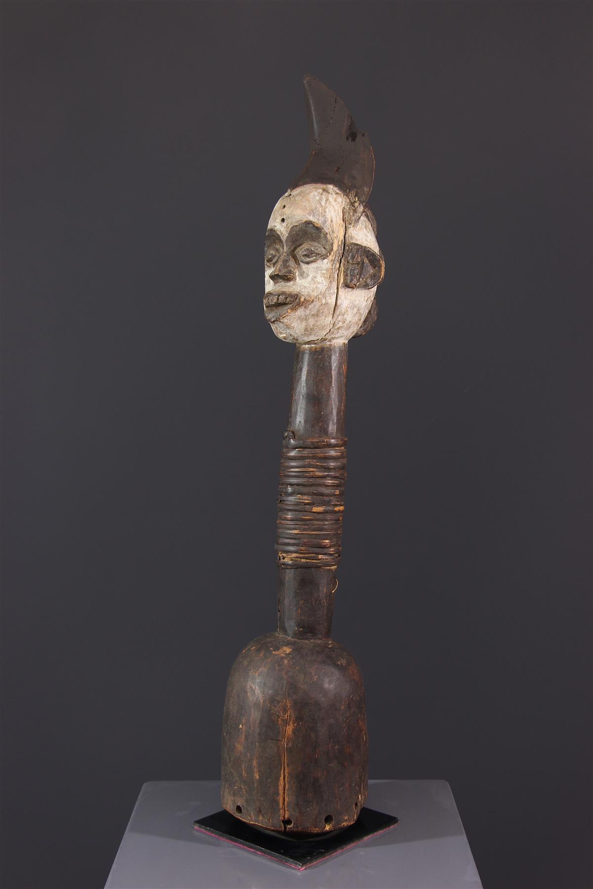 Cimier Idoma - Art africain