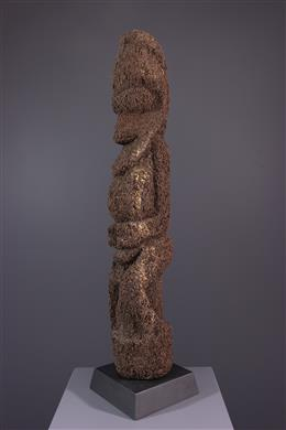 Art africain - Statue Fétiche Vanuatu