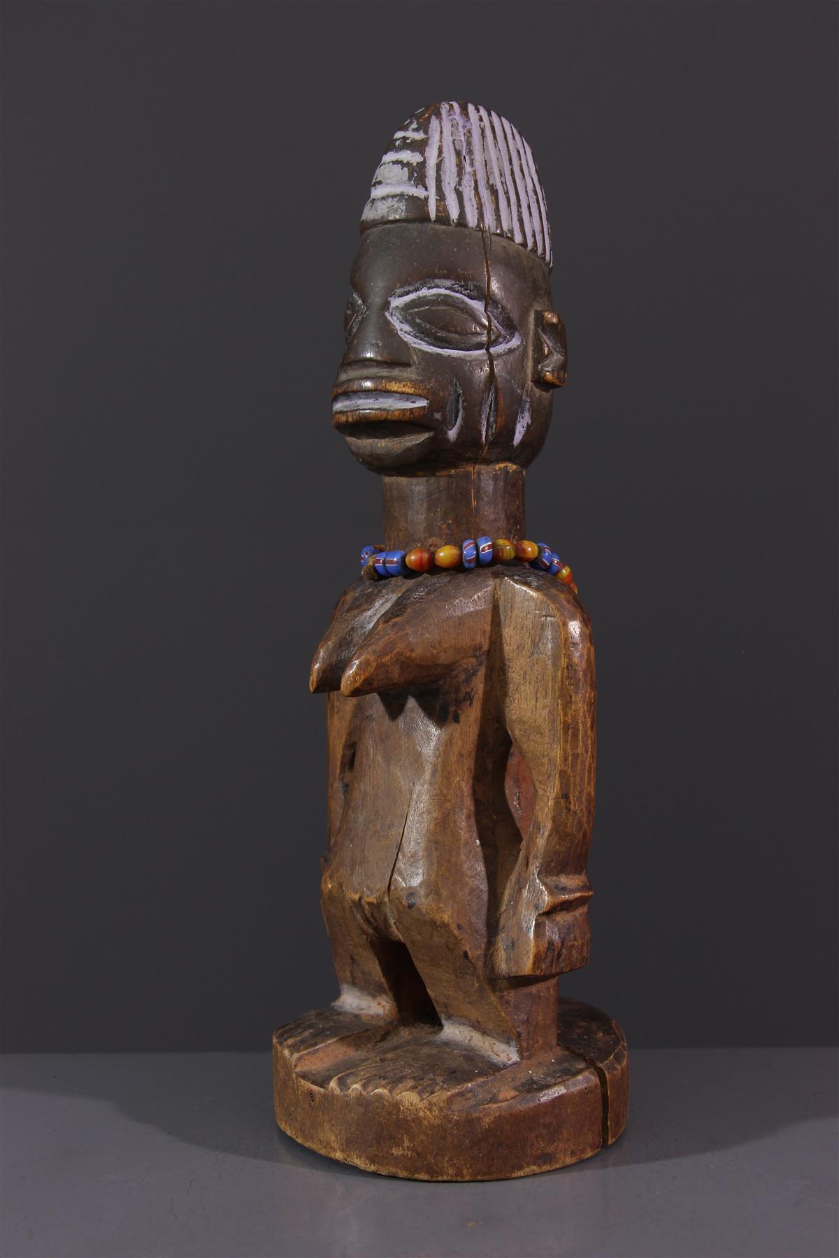 Statue Ibedji - Art africain