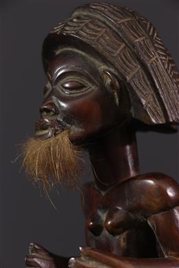 Statuette d ancêtre Chokwe