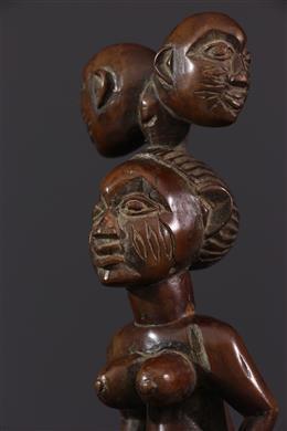 Statuette fétiche Yoruba