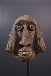 Masque africainMasque Bamileke