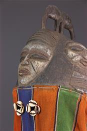 Masque africainMasque Yoruba