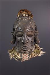 Masque africainMasque Kuba