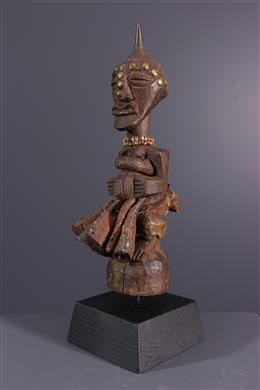 Figure de pouvoir Nkishi Songye