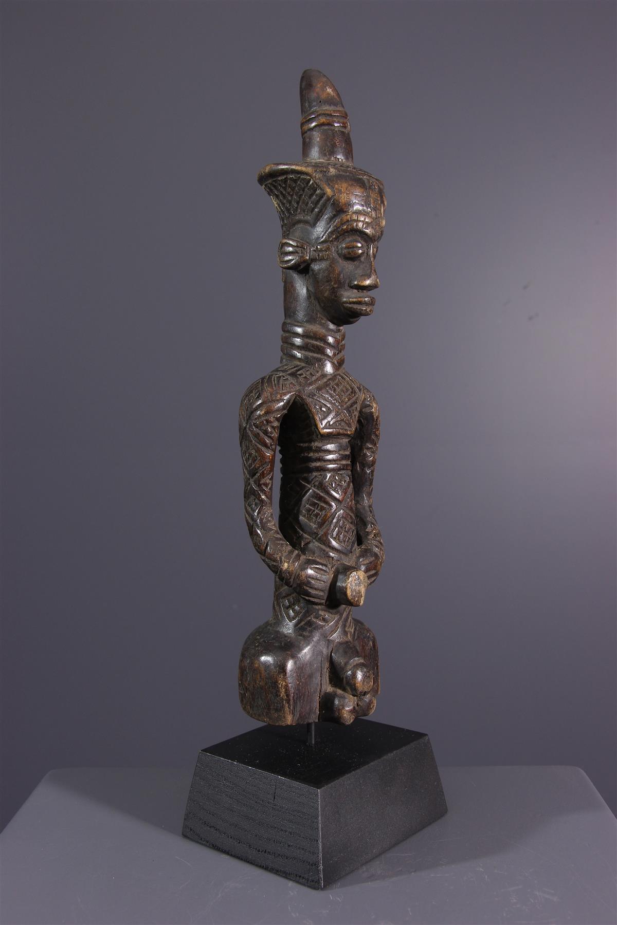 Statuette Ndengese - Art africain