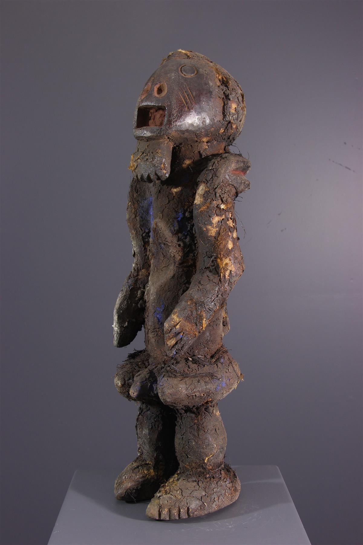 Statue Kaka - Art africain