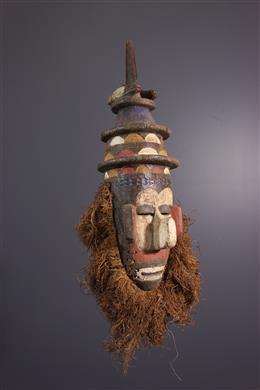 Masque Yaka N-kisyan-khanda