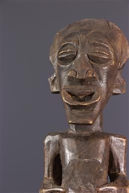 Art africain - Statuette fétiche Songye