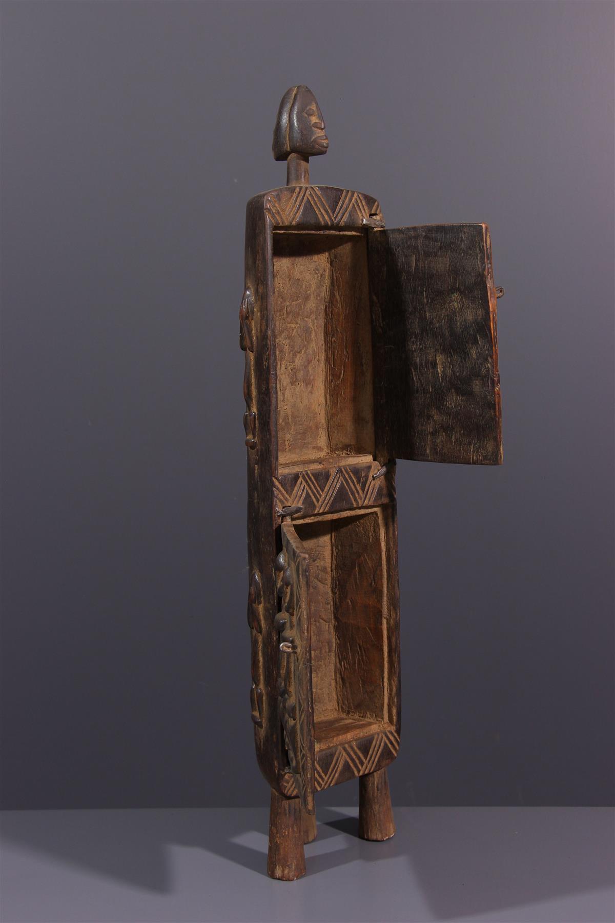 Boîte Dogon - Art africain