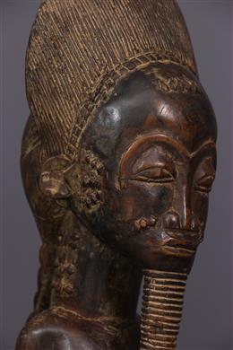 Statue Asie Usu Baoulé