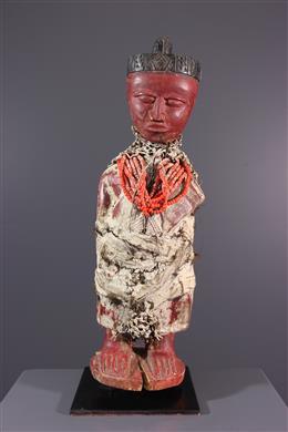 Statue cultuelle Vodou