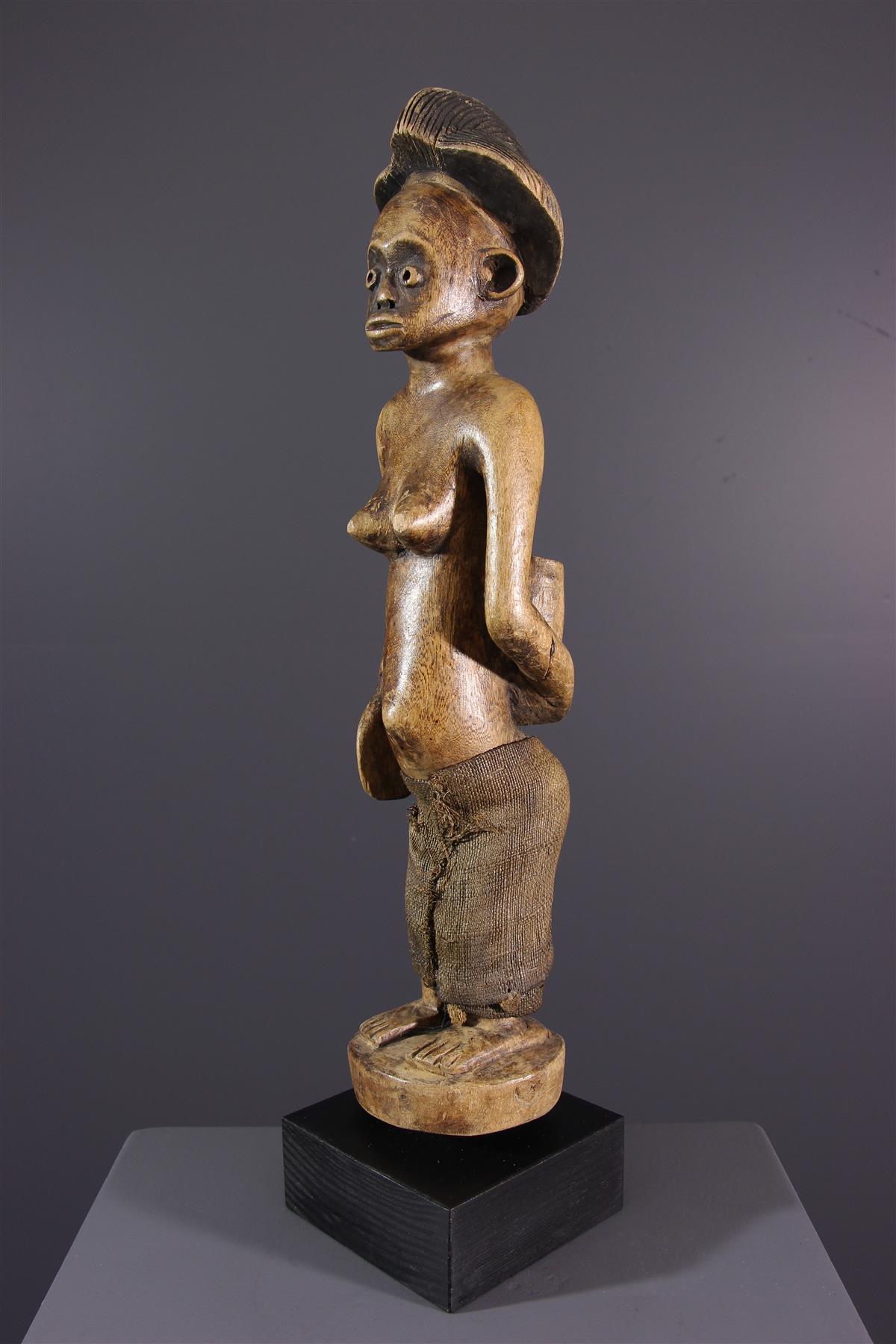 Statue Punu - Art africain