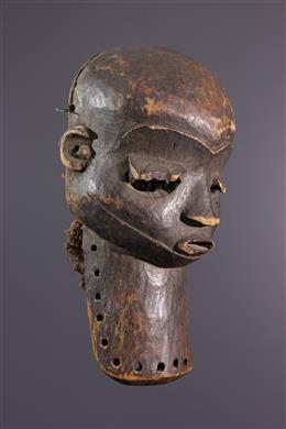 Art africain - Masque Mbuya Kiwoyo Pende
