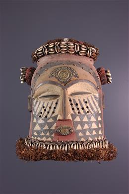 Masque Kuba Moshambwooy