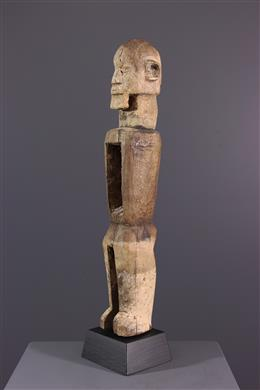 Figure de pouvoir Hermaphrodite Buti Teke