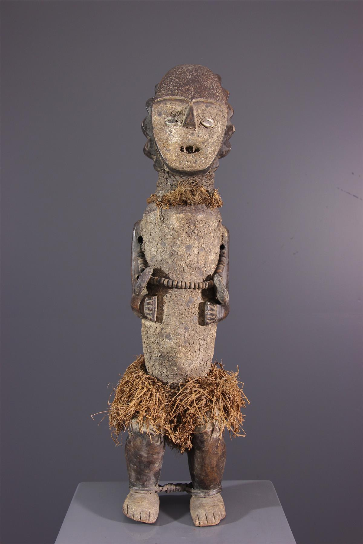 Statue Ambete - Art africain