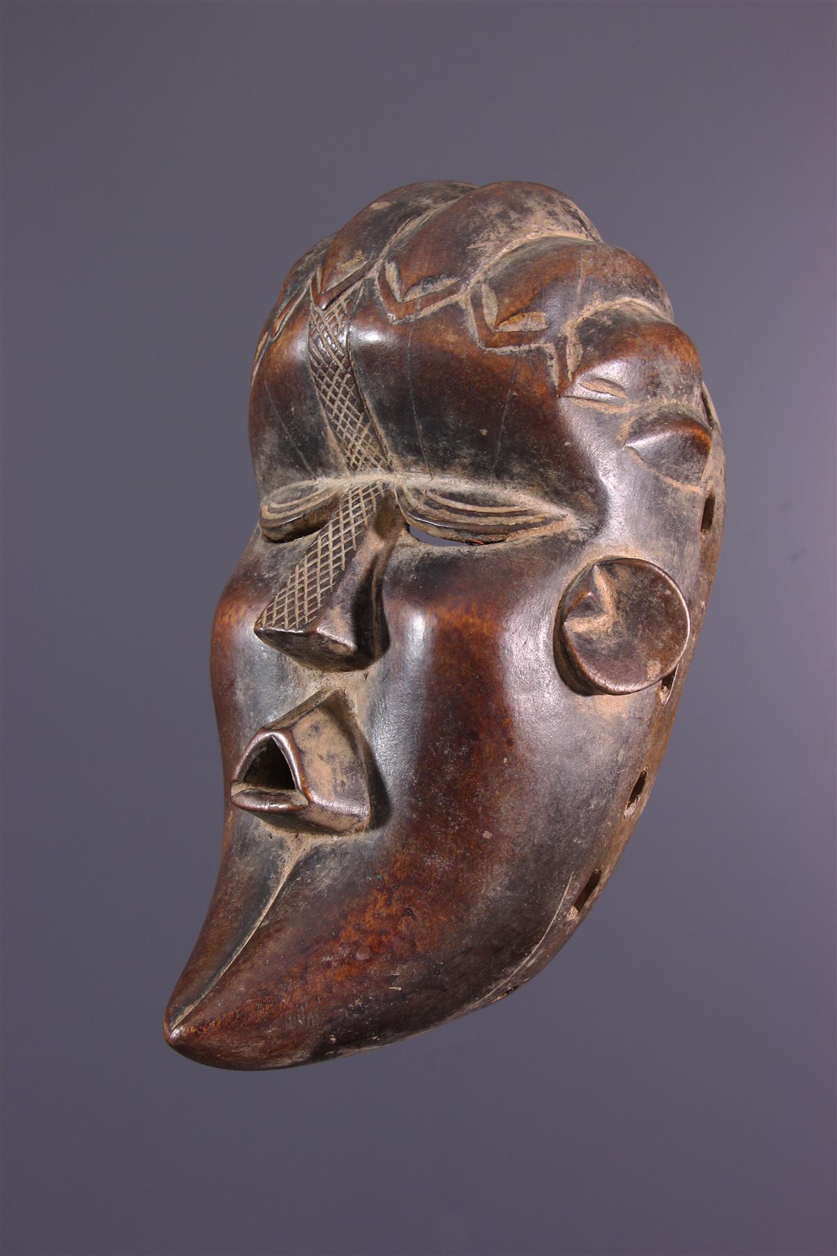 Masque Bassa - Art africain