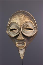 Masque africainMasque Mbagani
