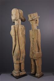 Statues africainesStatues Sakalava