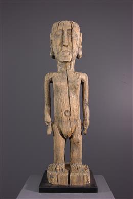 Statue d ancêtre Sakalava