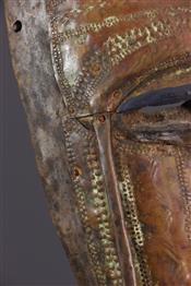 Masque africainMasque Marka Bambara
